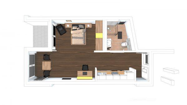 Wohnung 1.12