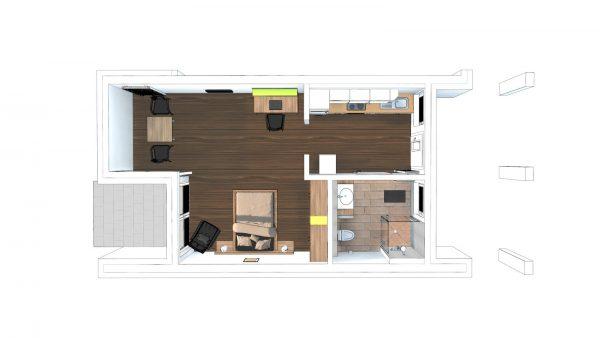 Wohnung 1.4